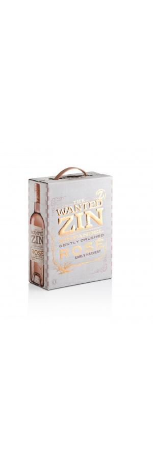 The Wanted Zin Rosé Hanapakkaus  3L