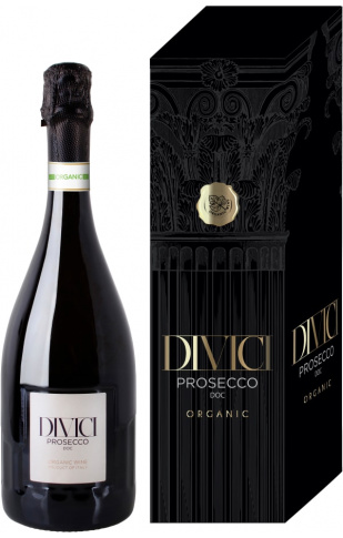 Divici Organic Prosecco Extra Dry