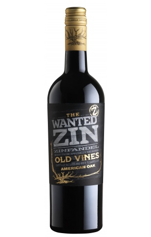 The Wanted Zin 75cl