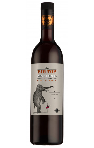 Big Top Zinfandel 1L PET