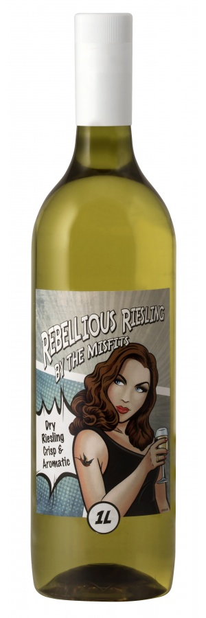 Rebellious Riesling 1L PET