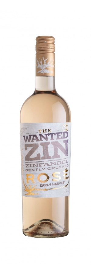 The Wanted Zin Rosé 75cl