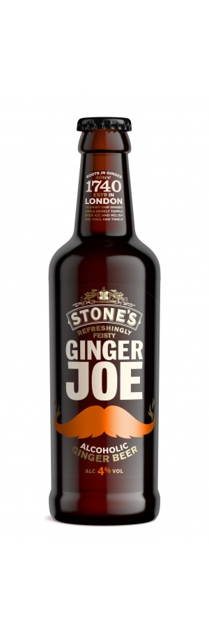 Stone's Ginger Joe 4% 33cl