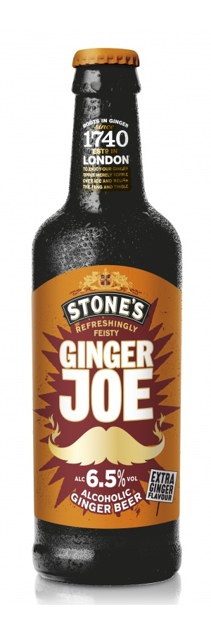 Stone's Ginger Joe Strong 6,5% 33cl